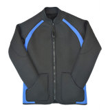 Winter Fashion Fitness impermeável Windbreak isolada Triathlon Suits Coat