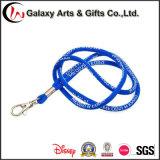 De blauwe Ronde Sleutelkoorden van de Kabel voor Verkoop