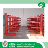 Estante voladizo de acero para el almacenaje del almacén con la aprobación del Ce