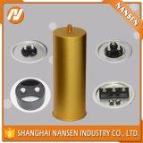 Алюминиевая раковина конденсатора, алюминиевой чонсервной банкы, цилиндрического случая конденсатора