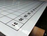 Magnétiques en verre sèchent le panneau de calendrier d'effacement