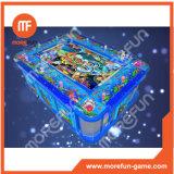 König durch die Ozean-Fisch-Säulengang Tunting Spiel-Maschine