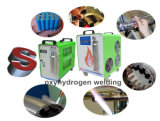 Instrumentos de cobre del dispositivo del tubo ahorro de energía de los alambres de cobre que sueldan el equipo del soldador de Hho