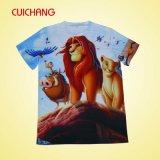 最上質スクリーンの印刷の習慣のTシャツ