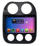 De androïde Navigatie van de Auto van het Systeem voor de Apostaat 2015 van de Jeep met GPS van de Auto de Video van de Auto