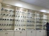 Porta de vidro de Frameless dobradiça de porta de vidro resistente de 90 graus