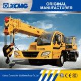 XCMG Qy12b。 5I 12tonの油圧折るトラッククレーン