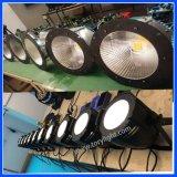 Iluminação de palco LED 100W COB Parcan