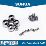 7.938mm kohlenstoffarme Stahlkugel mit dem Nickel überzogen