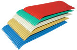 Hoja ahorro de energía del material para techos del PVC del plástico con 1130m m
