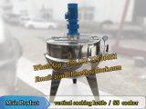 chaleira 500L de cozimento vertical para o atolamento que cozinha a chaleira