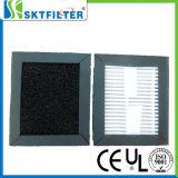 H13 Compond pp et filtre de papier de Filtr HEPA d'animal familier