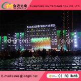 Vertoning scherm-P6.25 van de Reclame LEIDENE van het van uitstekende kwaliteit Aanplakbord van de Huur de Elektronische Digitale
