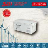 Batería 12V180ah del gel para el alumbrado de seguridad