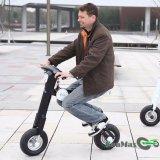 O Ce & o FCC Certificate a bicicleta elétrica de dobramento da cidade