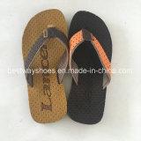 Il nuovo sandalo degli uomini del pistone della spiaggia degli uomini di disegno Flip-Flops il pistone