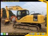 KOMATSU PC200-7, maquinaria de la Caliente-Venta, excavador usado de KOMATSU PC200-7