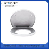 Simple White Common Size Toilet Seat Cover