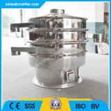 Setaccio vibratorio rotativo circolare standard