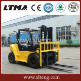 Спецификация грузоподъемника высокого качества платформа грузоподъемника дизеля 7 тонн