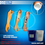 Silicone liquido per la plastica e la gomma della pompa del pene dell'acqua