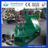 Cadena de producción de reciclaje de goma de la miga neumático que machaca precio de la máquina