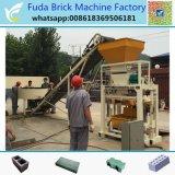 中国の製造業者のSamllのサイズのブロック機械空のブロック機械