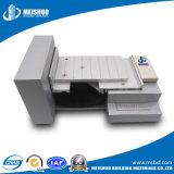 Pavimento di alluminio dei giunti di dilatazione di parcheggio dell'automobile da murare