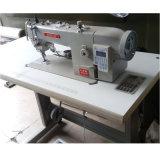 Máquina de coser de material grueso de alimentación de recorte automático computarizado (ZH0318)