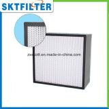 Глубокий воздушный фильтр H13 Pleat HEPA для промышленного