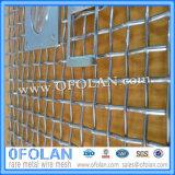 Tipo maglia di ispessimento di trattamento delle acque dello schermo di collegare del nichel
