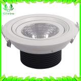 Neuer Großhandelsumlauf 8 Zoll PFEILER 30W Decke LED Downlight