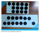 Produção de vários tipos de etiquetas adesivas