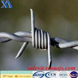 Горячие продукты надувательства гальванизировали колючую проволоку (XA-BW3)