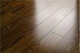 الأسود [بروون ش] خشبيّة أرضية/يرقّق أرضية