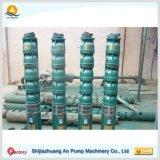 Pompa ad alta pressione dell'acqua di pozzo profondo di irrigazione del motore solare di Electricl