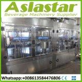 Edelstahl-vollautomatische reine Mineralwasser-flüssige Füllmaschine