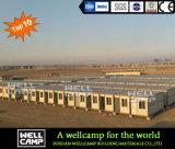 Wellcamp는 4 분 접히는 콘테이너를 건축할 수 있다