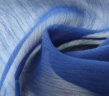 tissu Chiffon de la ride 75D pour la robe