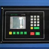 QC11k - de Plaat van het Bladstaal van het Metaal van Scheerbeurt 6 X 3200 Vermindert de Misvorming Geïntegreerde Hydraulische Scherpe Machine van de Guillotine