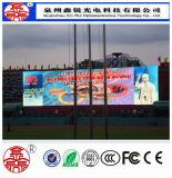 Pubblicità esterna di alta risoluzione di colore completo della visualizzazione di LED di SMD P8