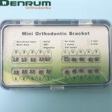 Vervaardiging MIM van Denrum Edgewise Orthodontische Steunen de Van uitstekende kwaliteit van Stukken