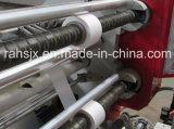 Película BOPP rollo a rollo de corte longitudinal y rebobinado de la máquina (LFQ-1100)