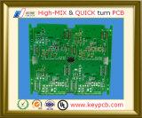 Constructeur multicouche de panneau de carte de prototype de carte à circuit imprimé de l'électronique du contrôle 2-28 d'impédance d'OEM