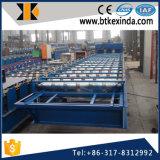 La hoja del material para techos del aluminio de Kxd 960 esmaltó el rodillo del azulejo que formaba la máquina