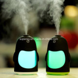 Humidificateur frais ultrasonique de brouillard de l'humidificateur de pingouin/USB