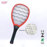 Raqueta recargable del mosquito de la alta calidad con la linterna