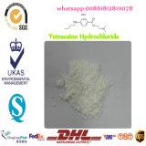 Clorhidrato blanco farmacéutico vendedor caliente 136-47-0 del Tetracaine del polvo