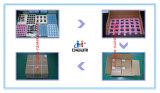 Bloc d'alimentation duel de détecteur actuel de Hall utilisé pour la protection de relais et le VFD
