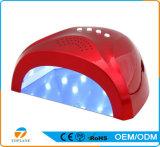 Manucure de lumière de lampe de clou de DEL/dessiccateur UV clou de Pedicure